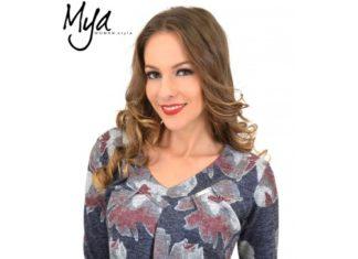 Virágmintás alkalmi ruhák elérhető árakon.