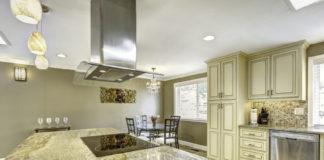 Minőségi gránit konyhapultot terveztethet és készíttethet a céggel.