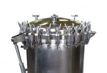 Nyomástartó berendezések gondosan megtervezve és legyártva.