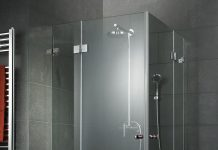 Egyedi zuhanykabinok kreatívan.